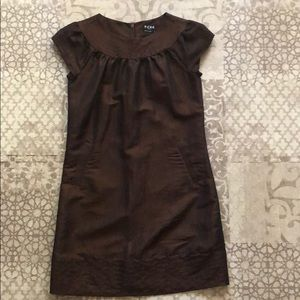 BCBG metalic dress